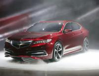 Acura TLX (2015г. - ) Каталог запчастей
