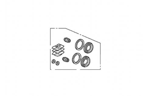 01463SHJA00 Ремкомплект суппорта переднего Honda