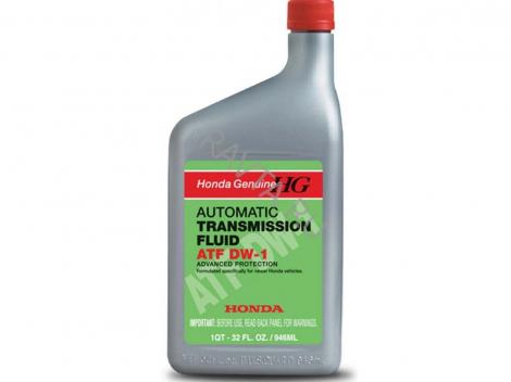 082009008 Трансмиссионное масло HONDA ATF-DW1 для АКПП 0,946L, USA Honda