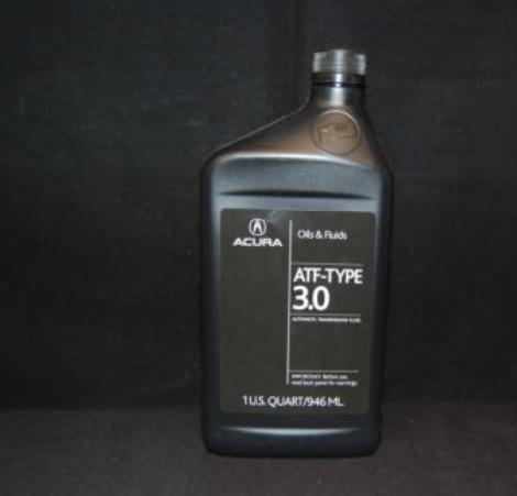 082009016A Масло трансмиссионное Acura ATF-TYPE 3.0