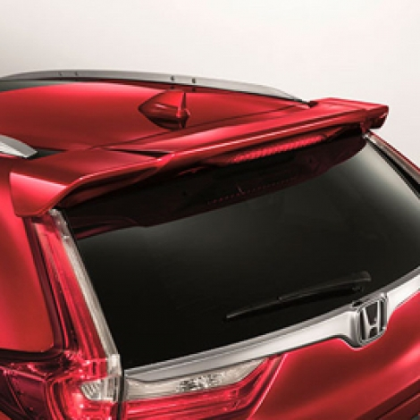 08F02TLA6P0A Спойлер 5-ой двери (крыши) на Honda CR-V от 2017г.-