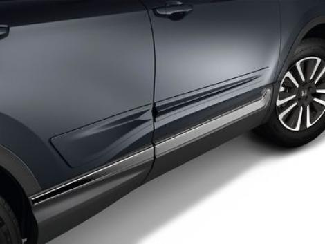 08P05TLA6S0A Молдинги дверные (широкие) на Honda CR-V от 2017г.-