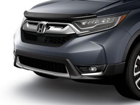 08P47TLA100 Дефлектор капота (мухобойка) на Honda CR-V от 2017г.-