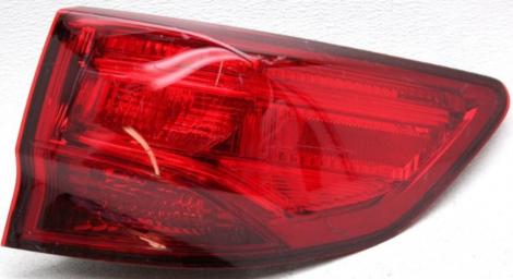 33550TZ5H02 | HONDA ФОНАРЬ ЗАДНИЙ ЛЕВЫЙ на Acura MDX III