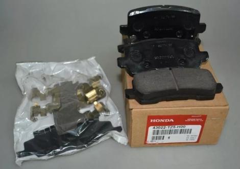 43022TZ5H01 Тормозные колодки задние Honda
