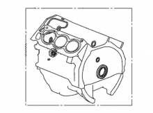 06111R70A00 КОМПЛЕКТ ПРОКЛАДОК, БЛОК ЦИЛИНДРОВ Honda Acura