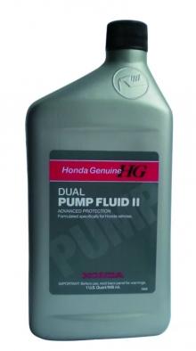 082009007 Жидкость HONDA DPF II DPSF в редуктор заднего моста 0,946L, USA Honda