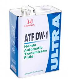 0826699964 | HONDA | Масло трансмиссионное ATF DW-1, 4 л.