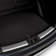 08F07TLA100 Декоративная накладка проема двери багажника хром на Honda CR-V от 2017г.-