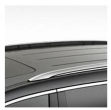 08L02-TZ5-200 Оригинальные Продольные релинги (хром) 08L02-TZ5-201 на Acura MDX III  (08L02TZ5200)