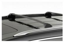 08L04-TZ5-200 Оригинальные Поперечены на крышу (багажник) на Acura MDX III  (08L04TZ5200)