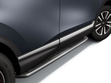 08L33TLA600A Пороги боковые (черные)  на Honda CR-V от 2017г.-
