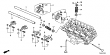 14620R71A01 | HONDA | Рокер впускного клапана