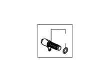 158305A2A01 | HONDA | Клапан в сборе