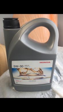 08232P99D4HMR Моторное масло HONDA HFS-E 5W30 4L, Europa Honda